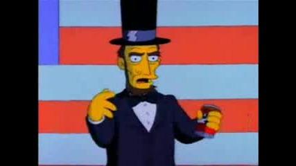 Simpsons - Nobodys Listening