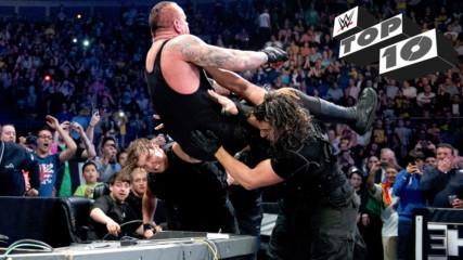 Най-екстермните моменти от Разбиване: WWE 13.10.2018