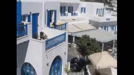 О - в Миконос - Гърция