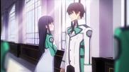 Mahouka Koukou no Rettousei - 01 [bg sub] [720p]