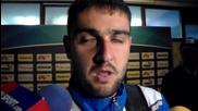 Гаджев: Трябваше да си кажем по-остри неща на почивката