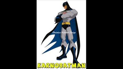 !! н о в о !! теньо гогов възпя анимационни герой в си разтърсващ карнобатман !! [gq]