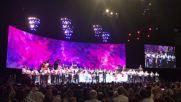 Гайди и тъпани на концерта на Андре Рийо
