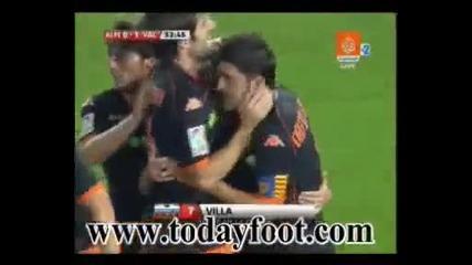 Алмерия - Валенсия 0:3