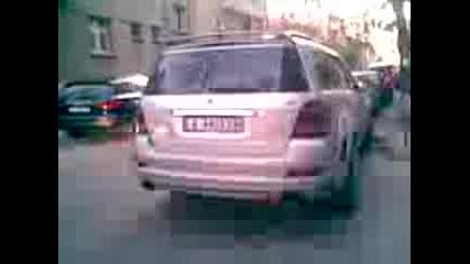 Mercedes GL Lek Tuning