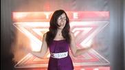 Дияна на кастинг на X Factor Варна