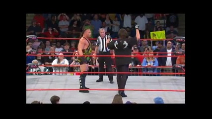 Mr. Anderson and Jeff Hardy vs Rob Van Dam and Sting