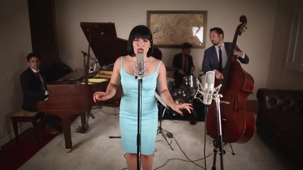 Bad Blood - Postmodern Jukebox Vintage Ella Fitzgerald Jazz Taylor Swift Cover Aubrey Logan - Pmj