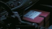 Audi 2012 реклама с вампир