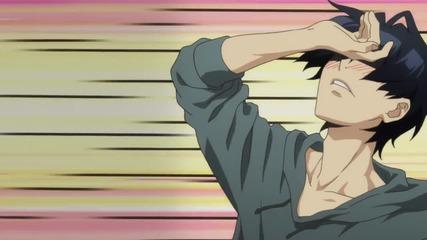 (вградени бг субс) Orenchi no Furo Jijou - episode 4 [ H D | H Q ]