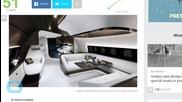 Mercedes & Lufthansa Create Ultimate Luxury Airplane