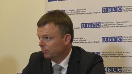 Ukraine: 'Cease the fire and let the OSCE do its job' - Alexander Hug