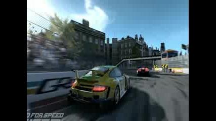 *hq* Ексклузивен коментар и кадри от създателите на Need For Speed Shift
