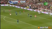 Манчестър Юнайтед - Арсенал 8;2