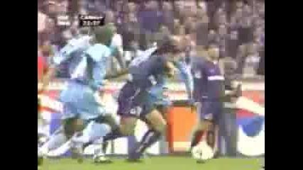 Ronaldinho Nice Tricks