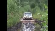 offroad с руски машини