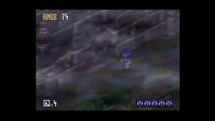 Sonic 3d Blast Saturn Rusty Ruin Zone Act1
