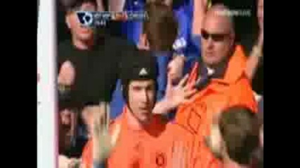 Petеr Cech Top 5 Save In Chelsea !!!