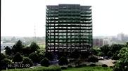 15 етажна сграда построена за 2 дни
