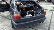 Vw Corrado Vr6 Turbo с два двигателя