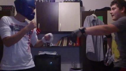 Amateur Fight 2