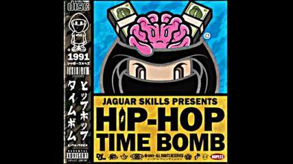 Jaguar Skills Hip-hop Time Bomb 1991