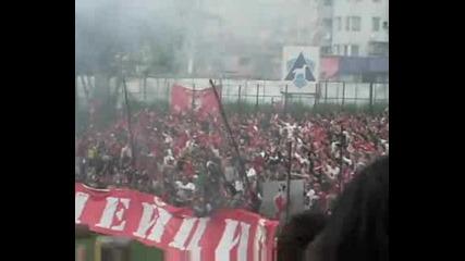 Черно Море - Ц С К А 1:0 - Напред Червените