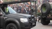 Демонстративна акция на спецполицаи