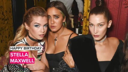 Stella Maxwell has some majorly hot (and famous) exes