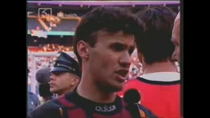 Боби Михайлов След България - Мексико 94