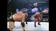 Chris Benoit Vs. Brock Lesnar