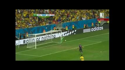 Бразилия - Холандия 0:3