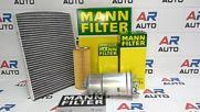 Маслени, въздушни и горивни филтри MANN