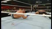 Wwe Judgment Day 2009 Big Show vs John Cena 2/2