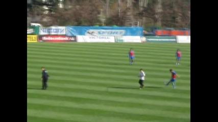 Freestyle na stadiona v Blagoevgrad ! Quaresma77