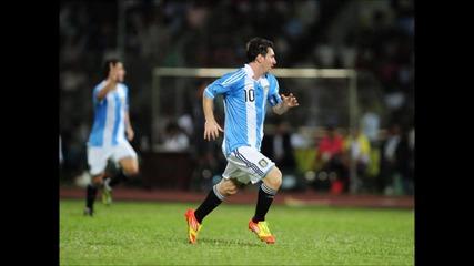 Сензационно новите обувки нa *leo Messi* с чип!!!