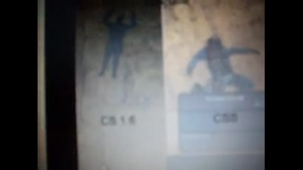 Counter strike 1.6 minivideo