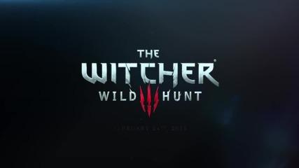 The Game Awards 2014: The Witcher 3: Wild Hunt - Elder Blood Trailer