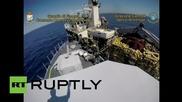 Наркотрафиканти заловени в Средиземно море