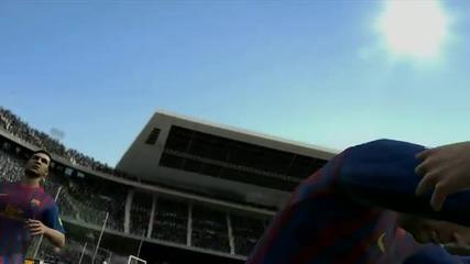 Fifa 12 : Messi trailer