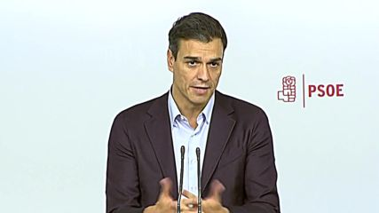 Spain: Leader of the Socialist Party Pedro Sanchez resigns