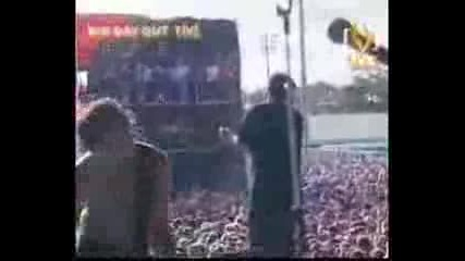 System of a Down - Toxicity - Live @ Big Day Out 2002