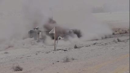 Сирия: Руски сапьори обезвреждат мини в Палмира