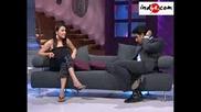 Abhishek Bachchan Preity Zinta On Koffee W