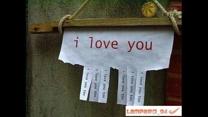 Вярвам в любовта ...
