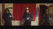 Репортаж за филмите Бунтът срещу Нашествениците (2012) и Град на Греха 2 (2014)