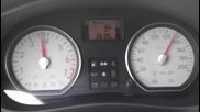 Dacia Sandero 1.4 по магистралата