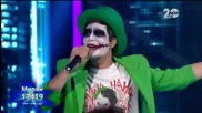 Мирян Костадинов - X Factor Live (28.10.2014)