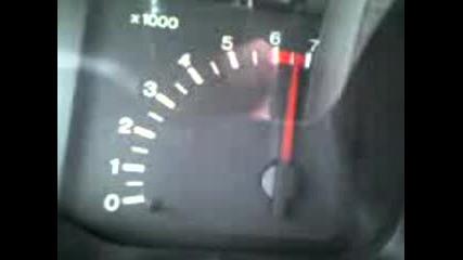 Ford Sierra 2.0 Dohc Max Rpm