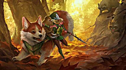Celtic Forest Music Fairy Blade Magical Celtic Fantasy 1 hour